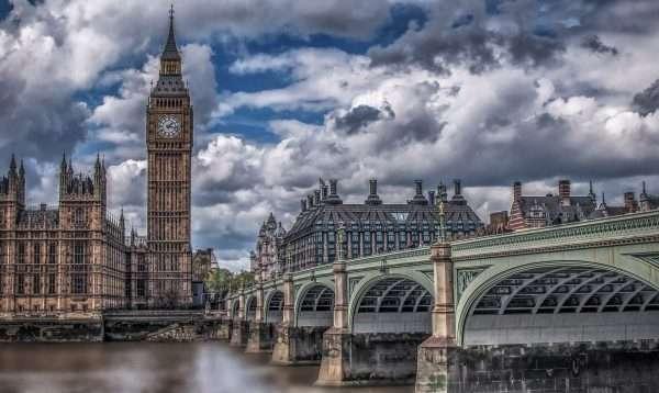 Big Ben & Westminister Bridge