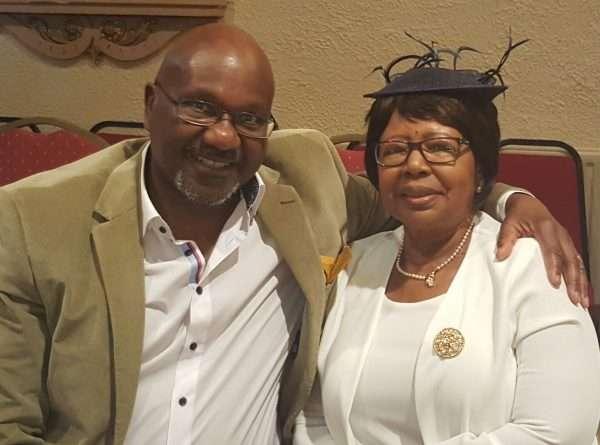 Uncle Pat & Aunt Ethel